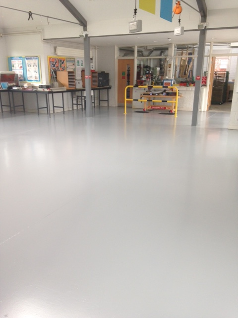 Moores Maintenance Andover - Local Classooms Pass The Test